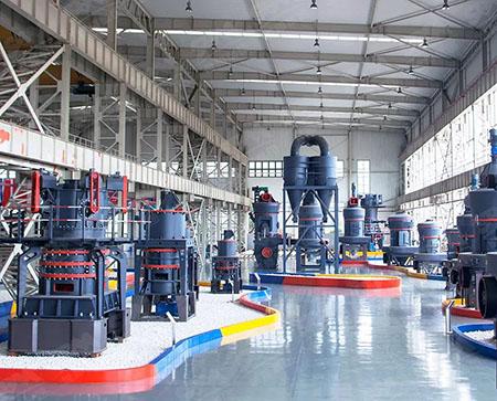 河北时产25吨脱硫剂制备生产线