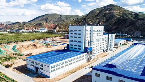 青海年产12万吨的磨粉生产线