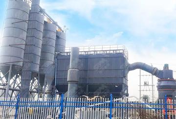 新疆工业固废制粉生产线
