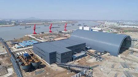 江苏千万吨级智能、环保、高效机制砂生产线