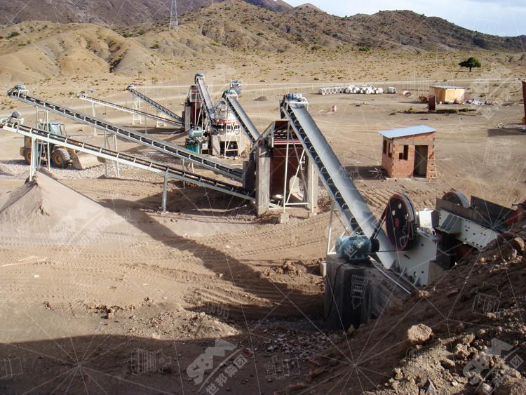 成套制砂设备怎么配置?一套多少钱