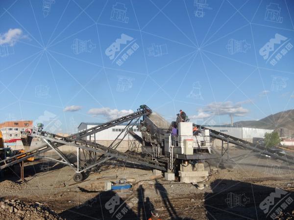 机制砂生产线怎么设计才合理,设计原则是什么?