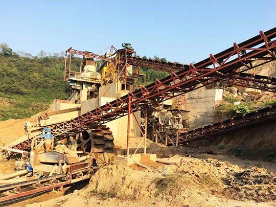 办机制砂厂有什么要求?