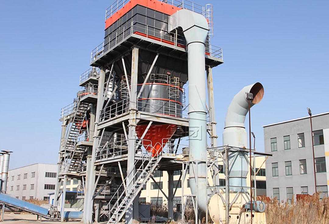 VU干法制砂成套系统